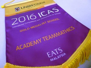 ICAS – TeamMathics – More than just Singapore Maths!